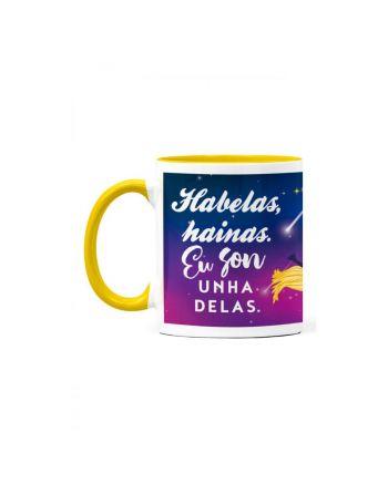 TAZA ANIMOSA HABELAS HAINAS...