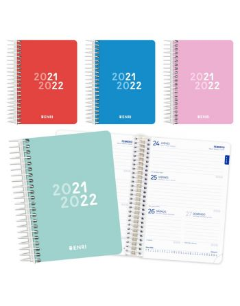AGENDA ESCOLAR 2021/22...