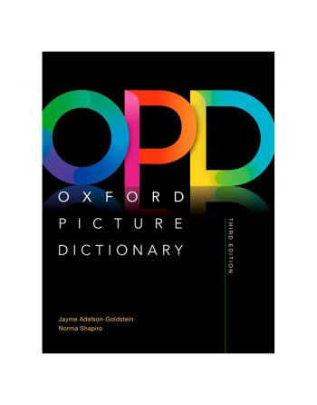 OXFORD PICTURE DICTIONARY...