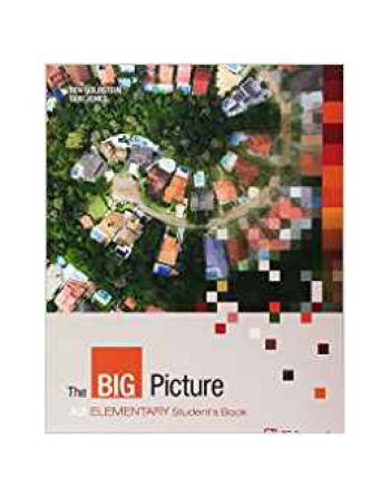 BIG PICTURE 1 ELEMENTARY...