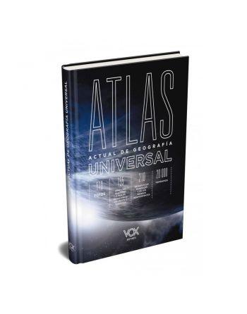 ATLAS ACTUAL DE GEOGRAFÍA...