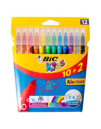 ROTULADORES BIC KID COULEUR...